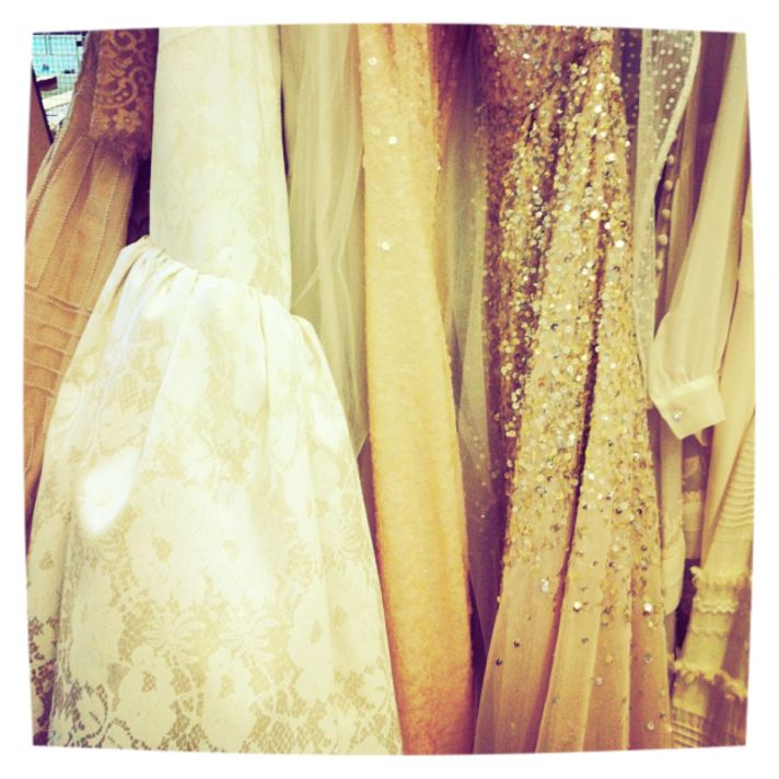 Awesome Instagrams BHLDN Wedding Dresses