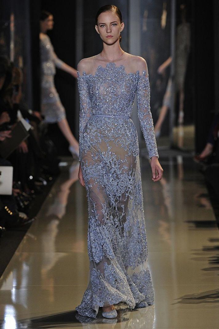 2013 Spring Couture Bridal Inspiration Elie Saab 9