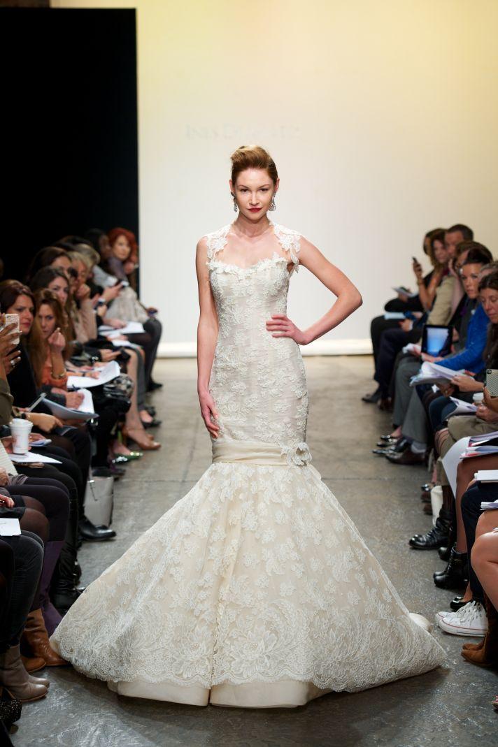 2013 Wedding Dress by Ines di Santo Giulia