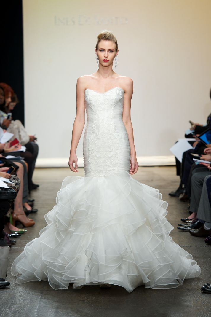 2013 Wedding Dress by Ines di Santo Santina