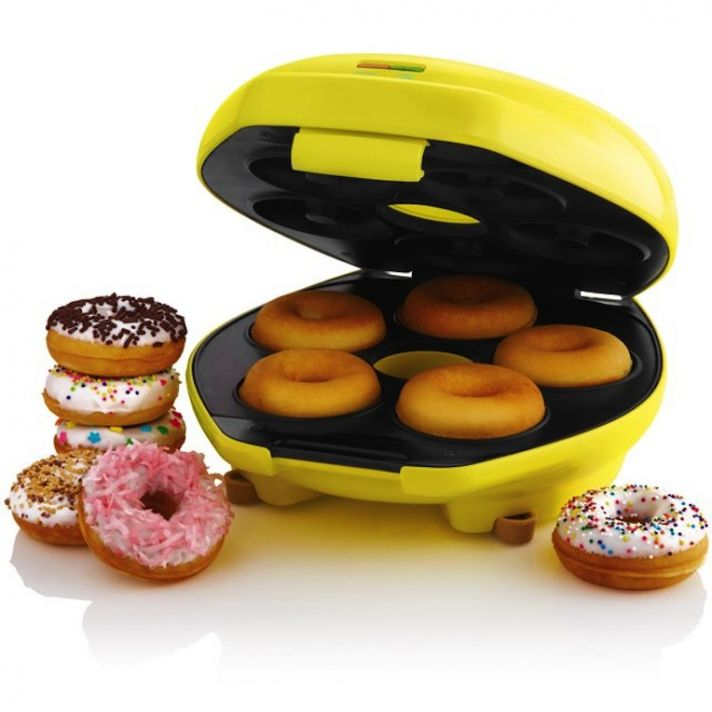 Unique Valentines Day Grooms Gifts Donut Maker