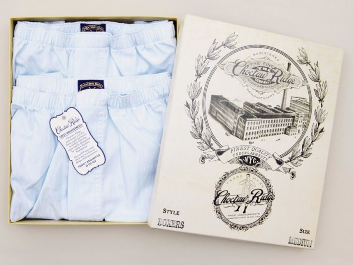 Classic Boxer Shorts for Grooms