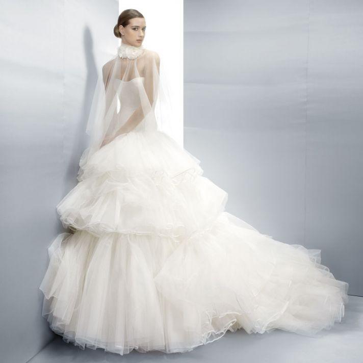 Jesus Peiro Wedding Dress 3021