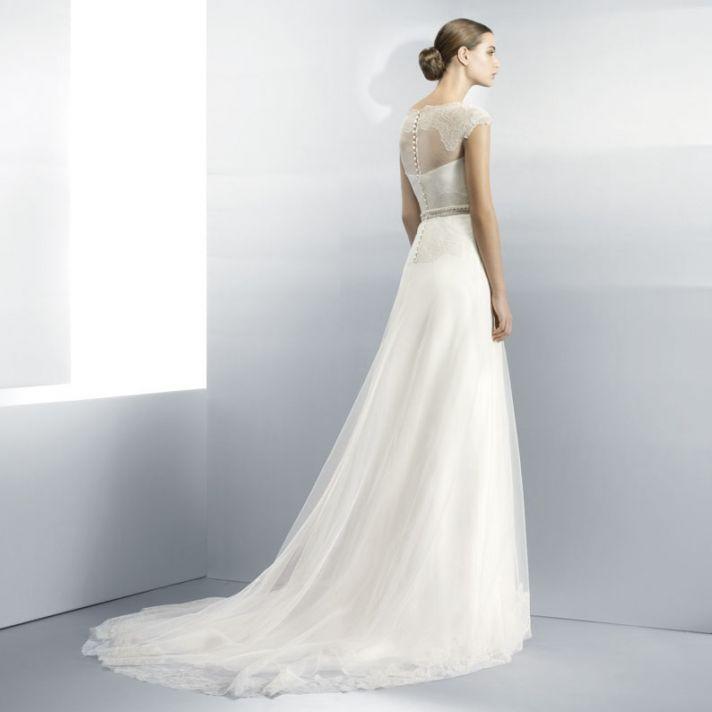 Jesus Peiro Wedding Dress 3043