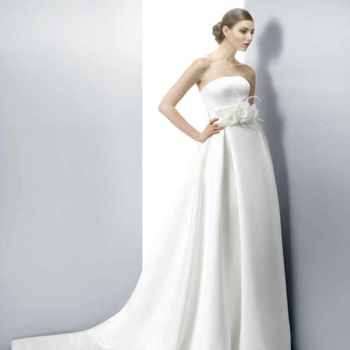 Jesus Peiro Wedding Dress 3063