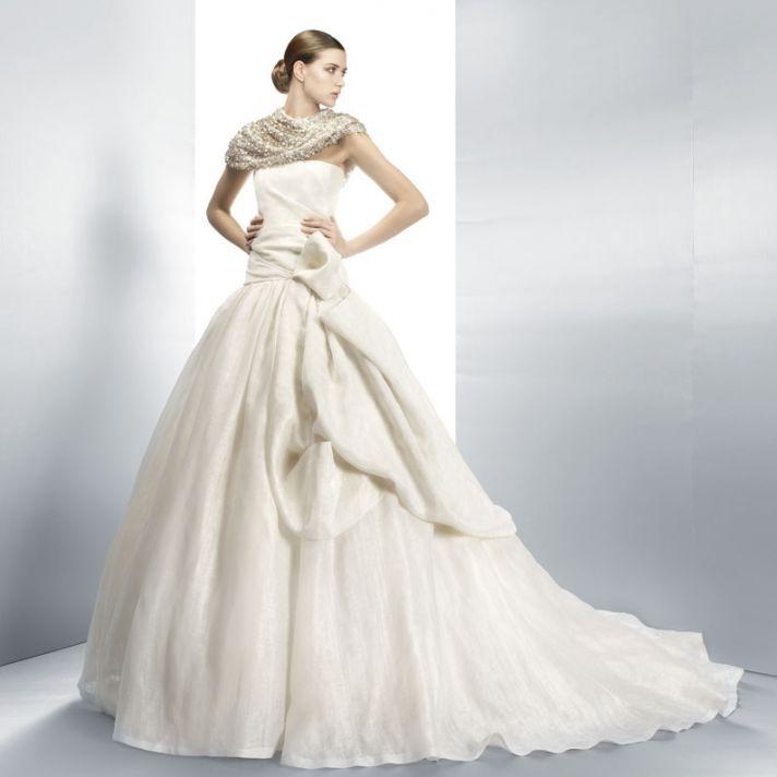 Jesus Peiro Wedding Dress 3073