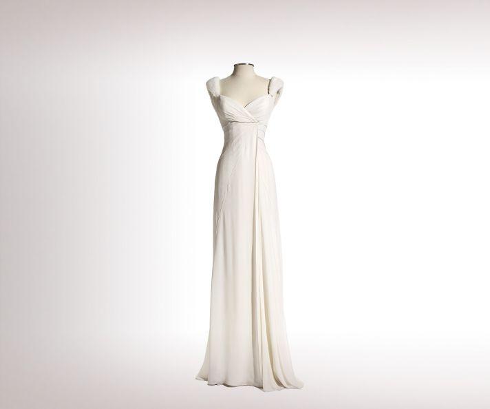 J Mendel Wedding Dress 2013 Bridal Lara