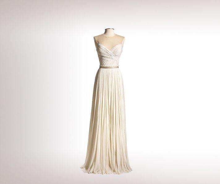 J Mendel Wedding Dress 2013 Bridal Isadora