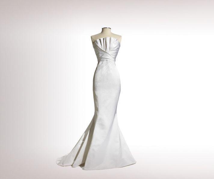J Mendel Wedding Dress 2013 Bridal Look Mathilde