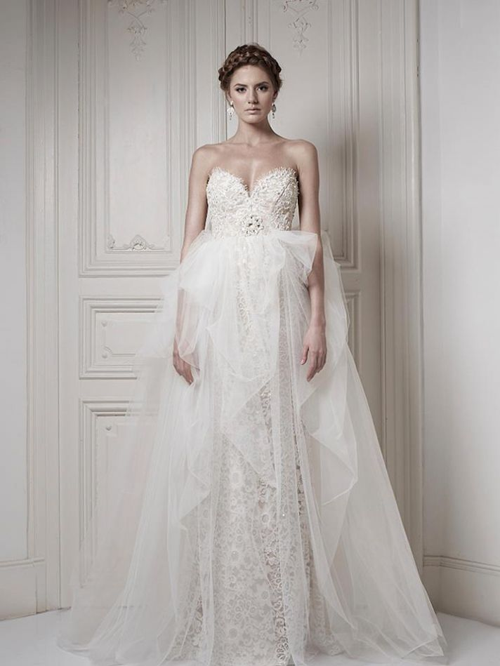 20 Breathtaking 2013 Bridal Gowns by Ersa Atelier