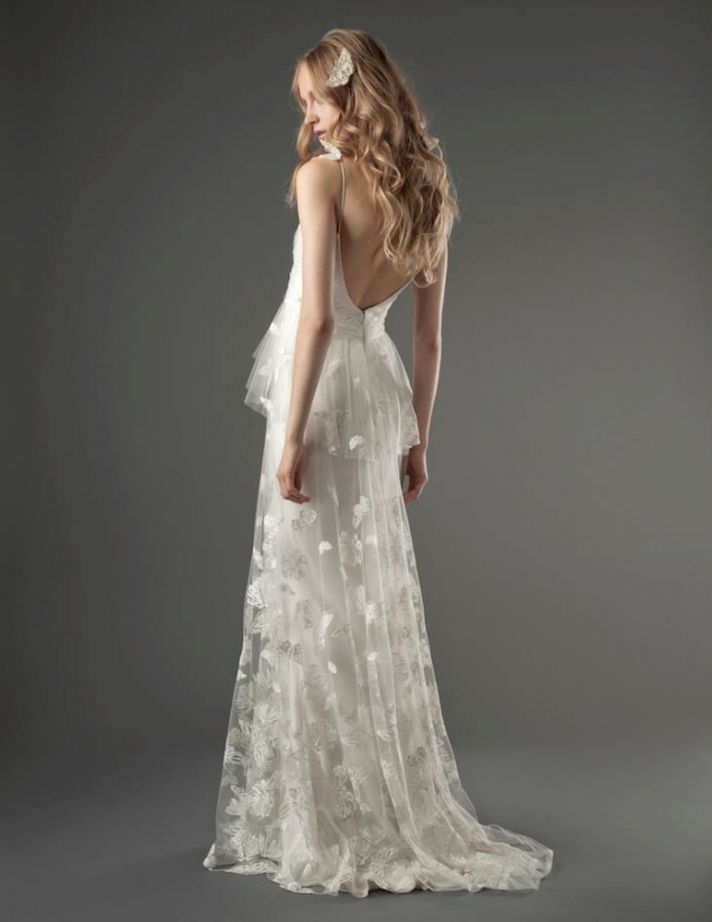 Unique Lace Wedding Dresses : Wedding dresses in every style and silhouette including lace