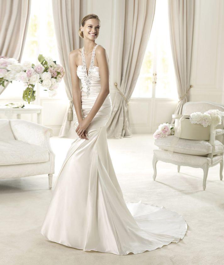 Pronovias Glamour wedding dress 2013 bridal ufana