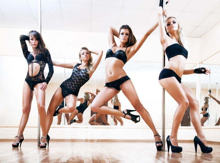 Pole Dancing Classes for Bachelorettes