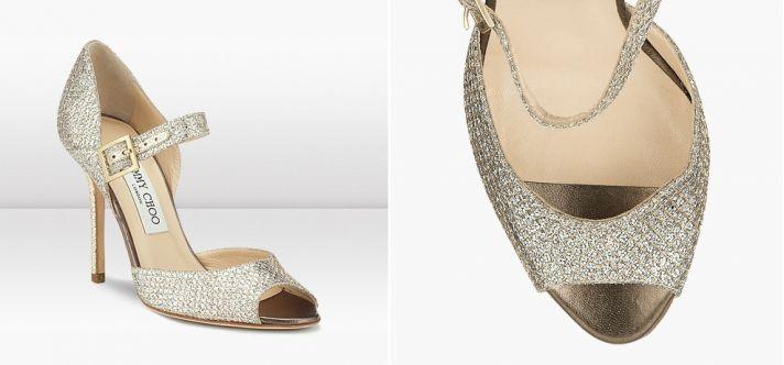 Silver Shoes Wedding 8 Elegant New Jimmy Choo Bridal