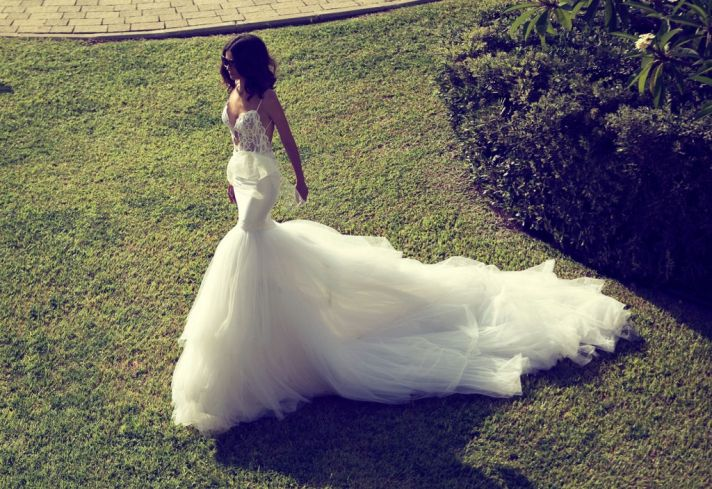 Zahavit Tshuba Wedding Dress 2013 Bridal 1b