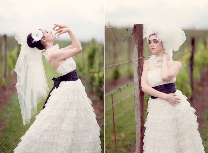 Romantic Country Wedding Dresses 11 Lovely French country wedding inspiration