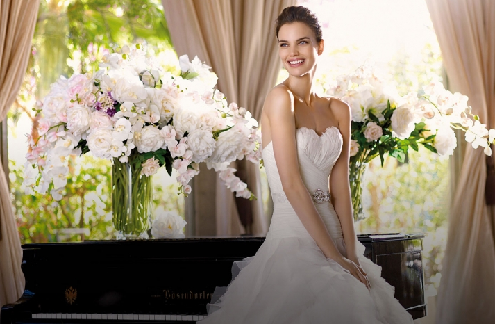 San Patrick 2013 Wedding Gowns