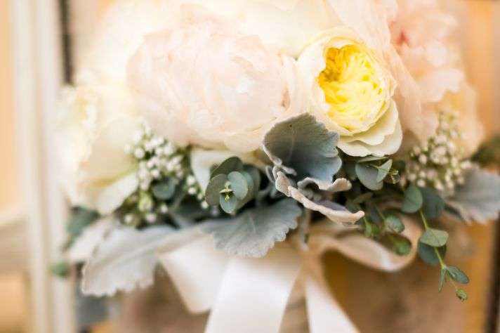 Bridal Bouquet Inspired by Anna Karenina