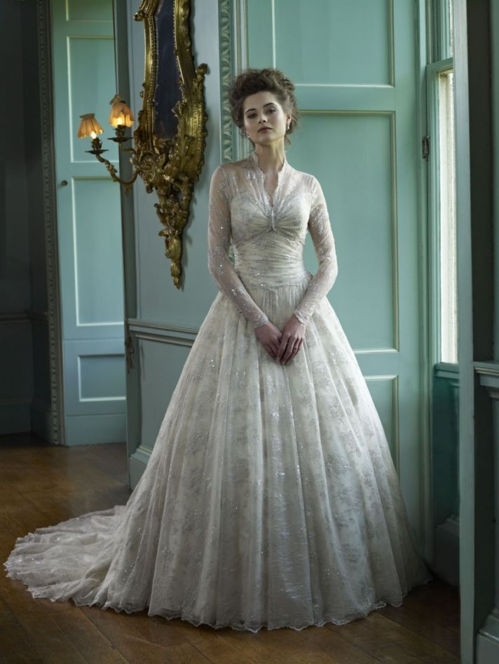 2013 Wedding Dress Ian Stuart Bridal Basilica