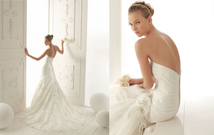 2013 Wedding Dresses Aire Vintage Bridal 2