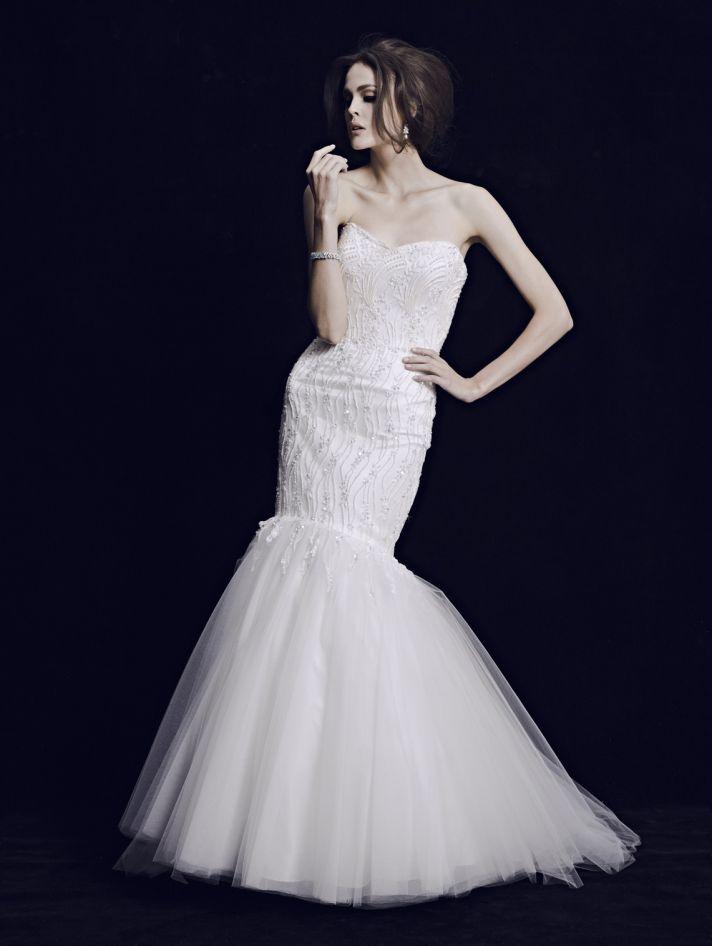 Mariana Hardwick Wedding Dress 2013 Bridal Classic 12