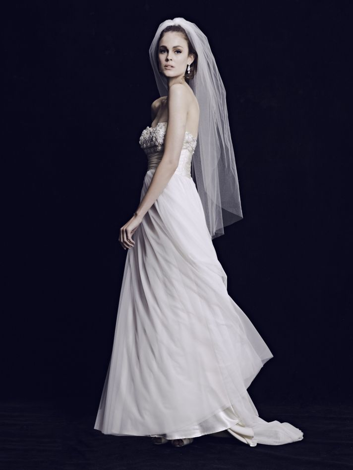 Mariana Hardwick Wedding Dress 2013 Bridal Classic 7