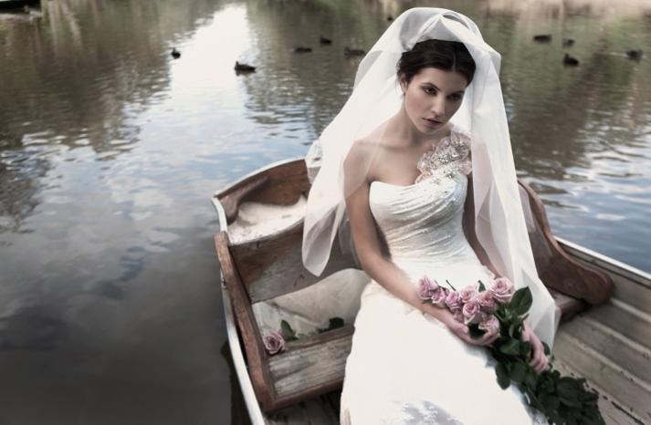 Mariana Hardwick Wedding Dress 2013 Bridal Botanique