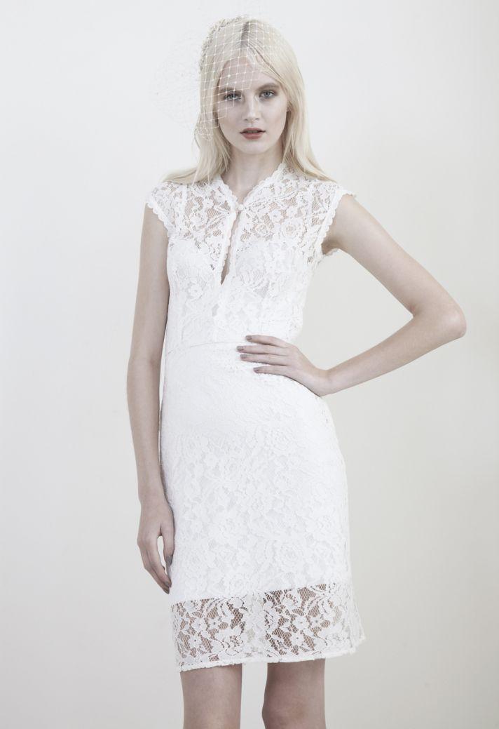 Mariana Hardwick Wedding Dress 2013 Bridal Grace