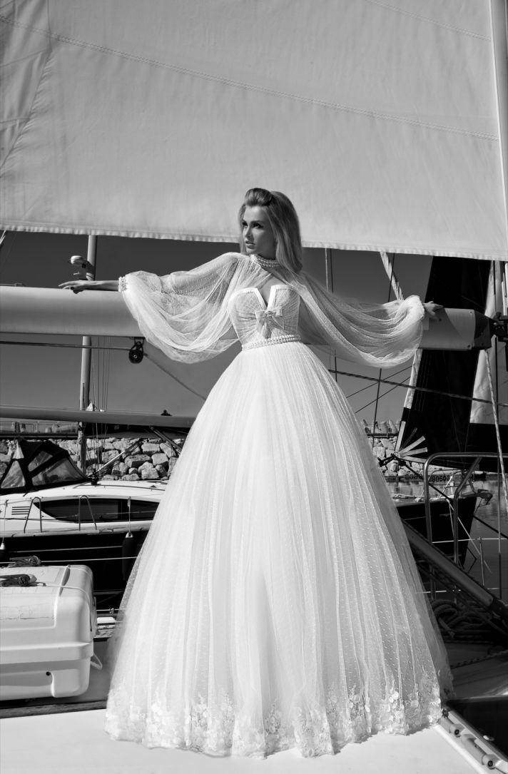 Saint tropez calling spectacular 2013 dresses by galia Wedding dress designer galia lahav