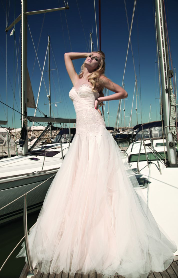 2013 Wedding Dress Galia Lahav Bridal Kate