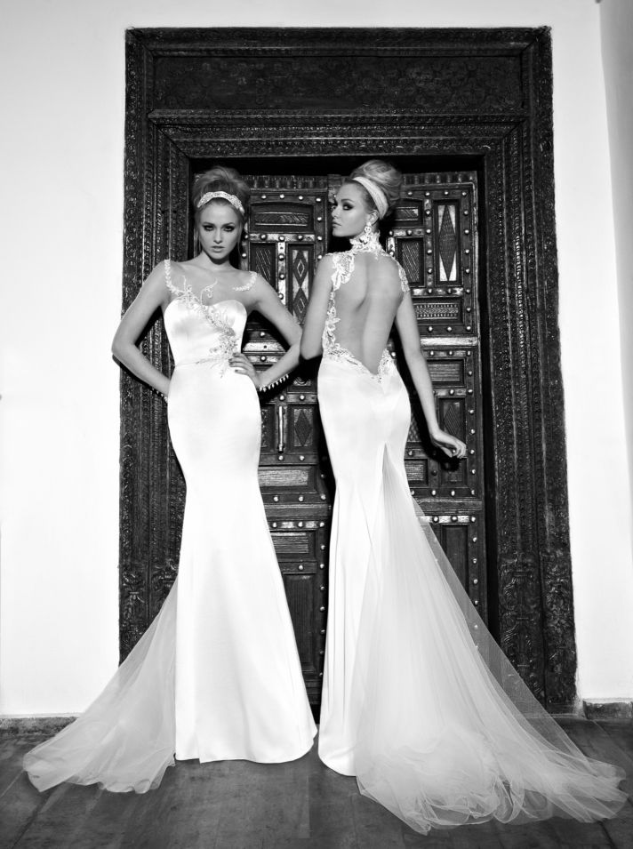 2013 Wedding Dress Galia Lahav Bridal Marine