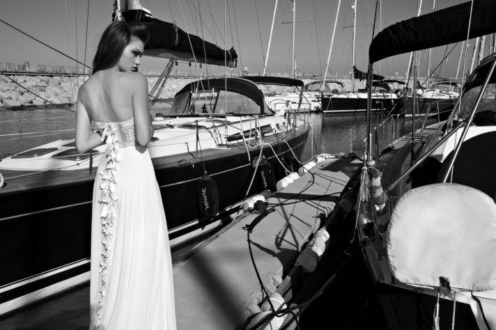 2013 Wedding Dress Galia Lahav Bridal Violet