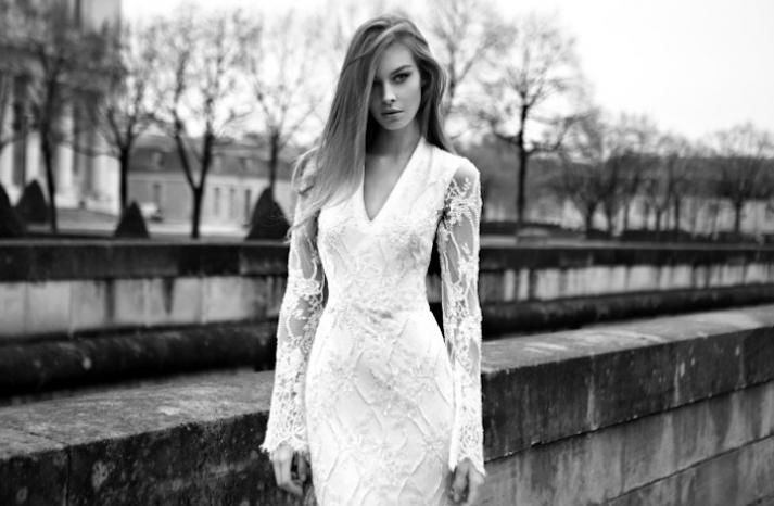 Berta Bridal 2013 Wedding Dress 1