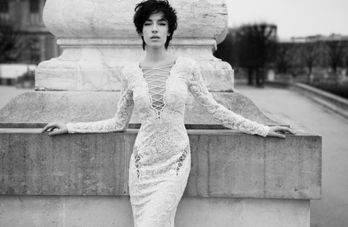 Berta Bridal 2013 Wedding Dress 6