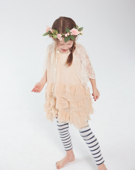 STONE FOX BRIDE SPRING 2013 COLLECTION Vintage Flower Girls