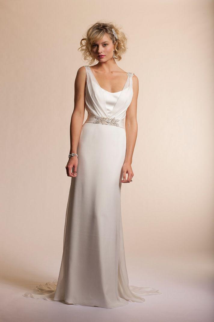 2013 wedding dress by Amy Kuschel Bridal Sloane