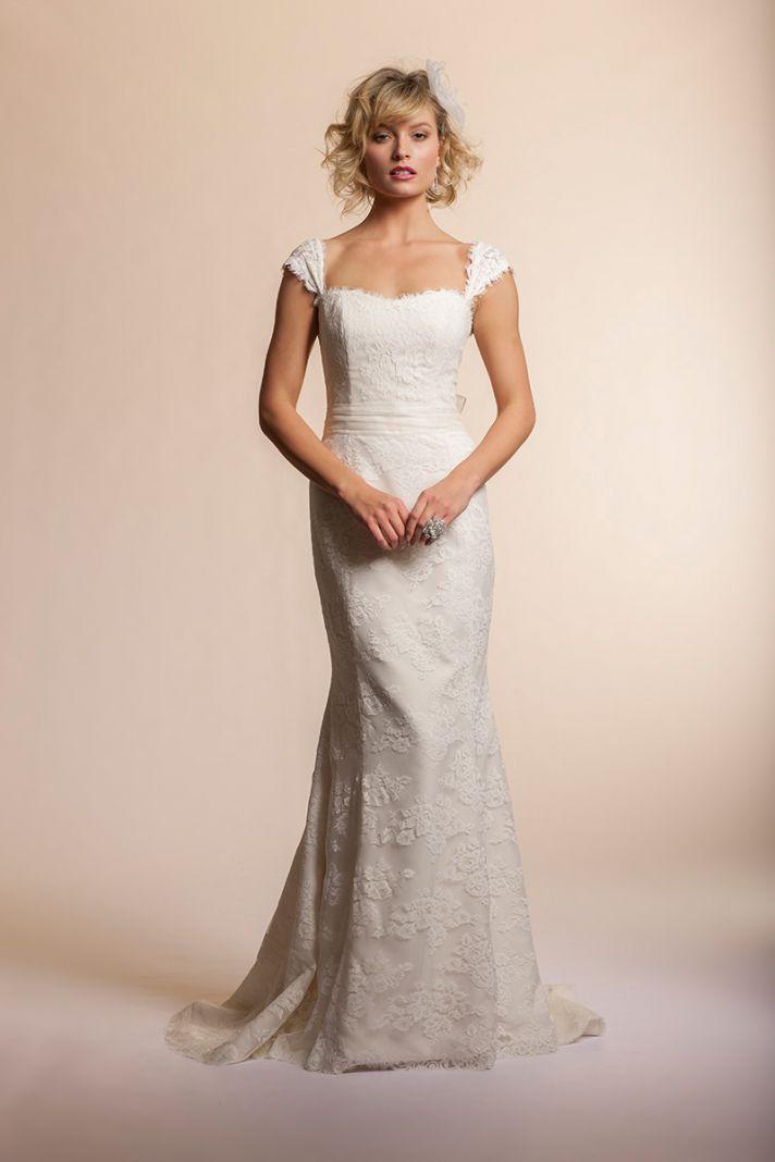 2013 wedding dress by Amy Kuschel Bridal Azalea