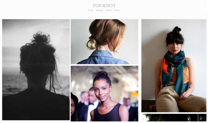 Top Knot Romantic Wedding Hairstyle cover