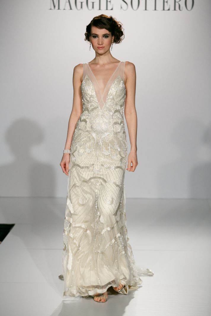 Spring 2014 Maggie Sottero wedding dress