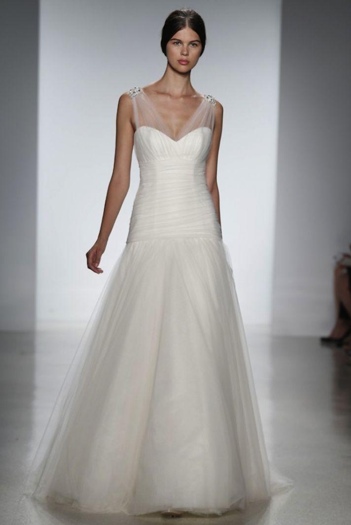 Spring 2014 Amsale wedding dress