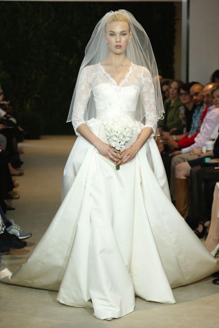 Carolina Herrera Wedding Dress Spring 2014 Bridal 27