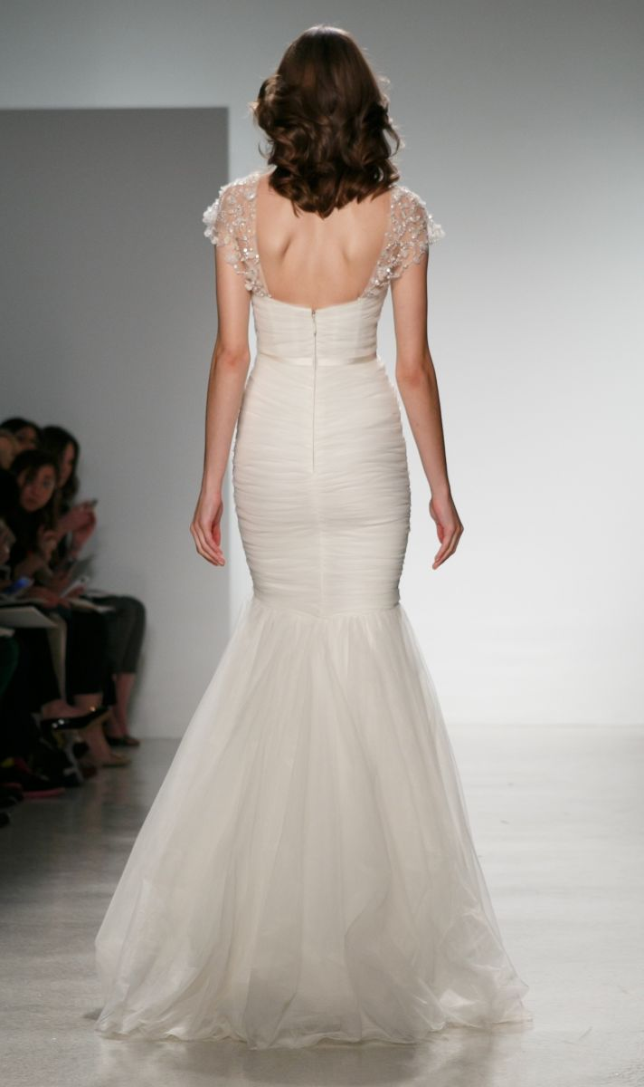 Christos Wedding Dress Spring 2014 Bridal 1b