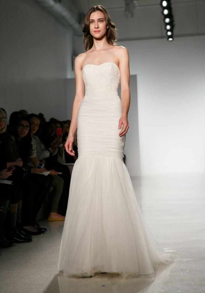 Christos Wedding Dress Spring 2014 Bridal 6m