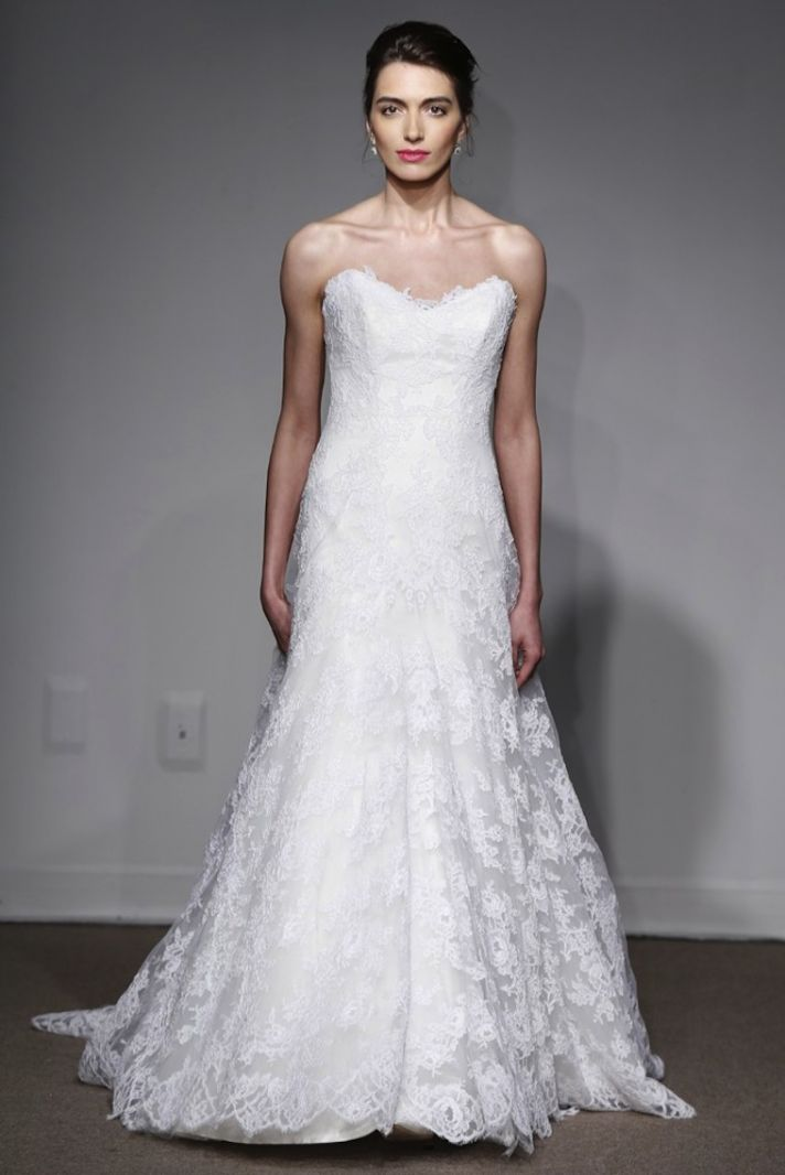 Spring 2014 Wedding Dress Anna Maier Bridal 3