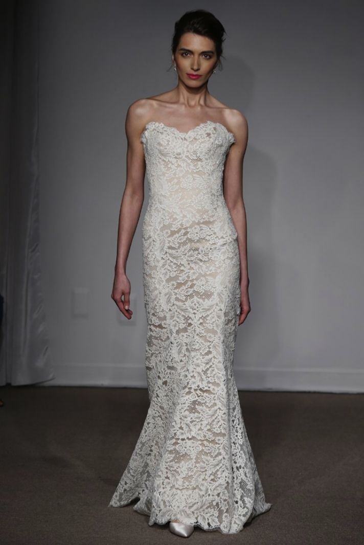 Spring 2014 Wedding Dress Anna Maier Bridal 8