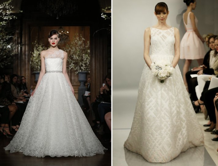 Bridal Market Spring 2014 Trends