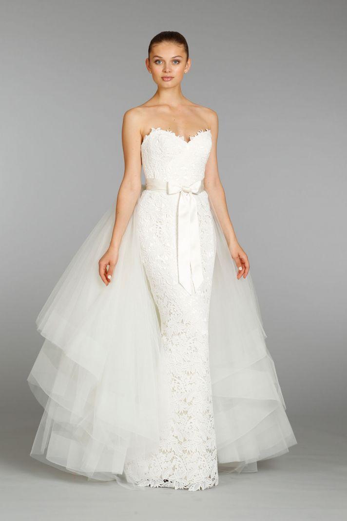 Lazaro Wedding Dress Fall 2013 Bridal 3357