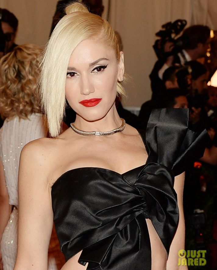 Met Ball 2013 wedding hair makeup dos and donts Gwen Stefani