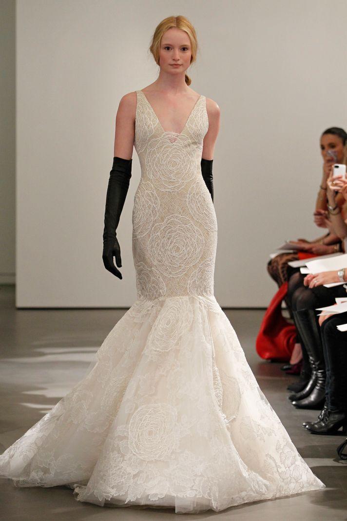 Vera Wang Wedding Dress Spring 2014 Bridal 6