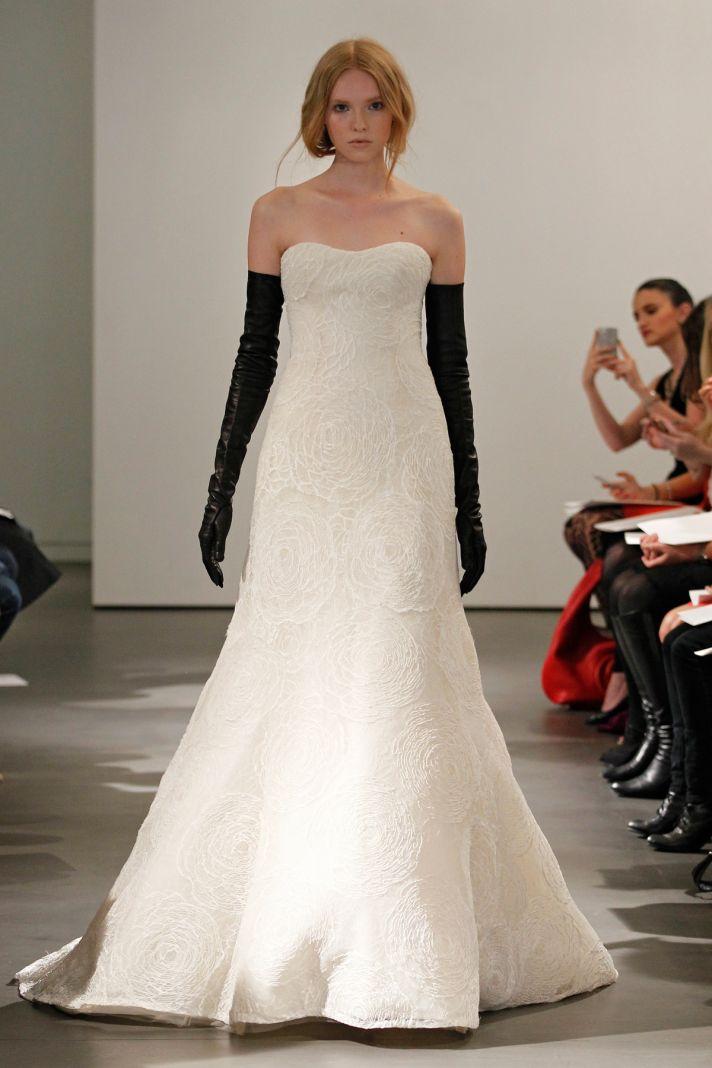 Vera Wang Wedding Dress Spring 2014 Bridal 11